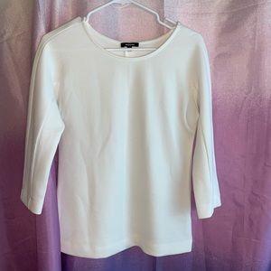 Premise Knit Cream Colored Top